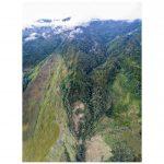 Vista aerea de la Reserva Orquídeas