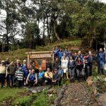 EL Orquid Blitz. Un bio Blitz especializado que se realizó con colaboración de la comunidad de Jardín, el instituto Humboldt, el Jardín Botánico JAU y la U de Antioquia
